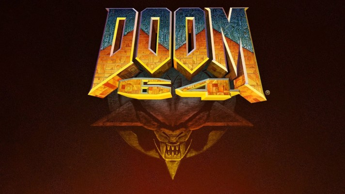 Doom 64 is coming to the Switch in November