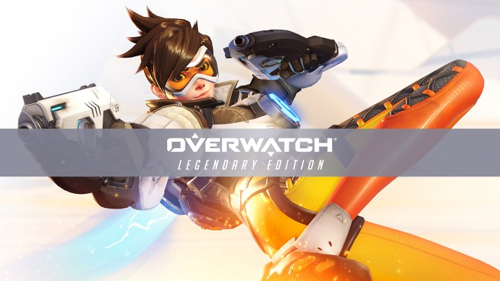 Overwatch: Legendary Edtion is coming to the Switch on October 16th