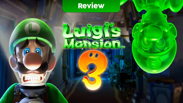Luigi's Mansion 3 (Switch) Review