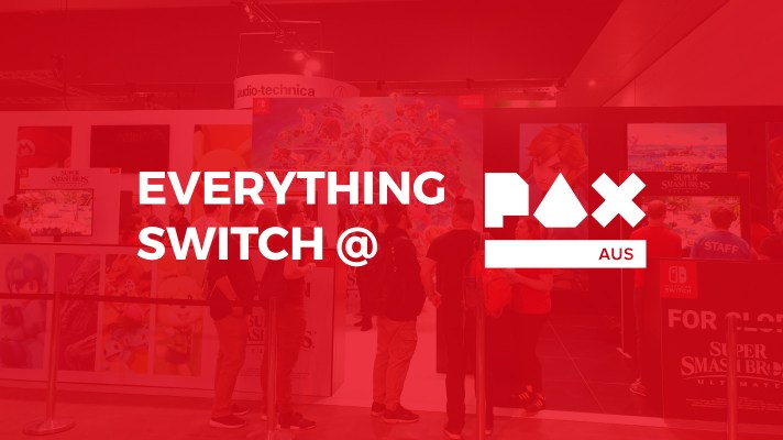 All the playable Nintendo Switch games at PAX Aus 2019