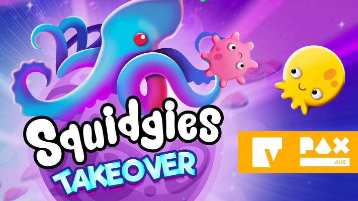 PAX Aus 2019: Hands-on with Giant Margarita's Squidgies Takeover