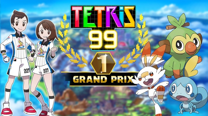 Pokémon comes to Tetris 99