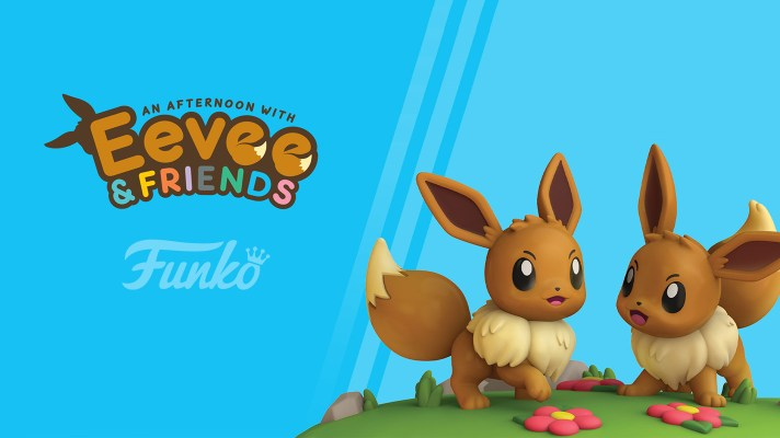 A new Eevee themed collection is coming from Funko