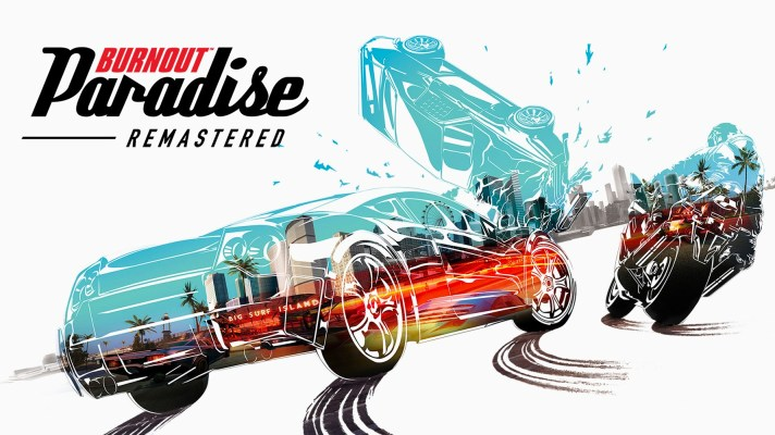Burnout Paradise: Remastered coming to Switch in 2020