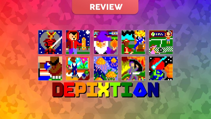 Depixtion (Switch) Review