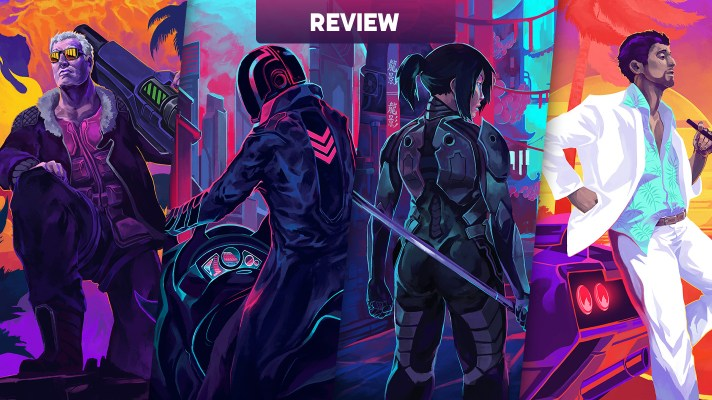 Hyper Jam (Switch) Review
