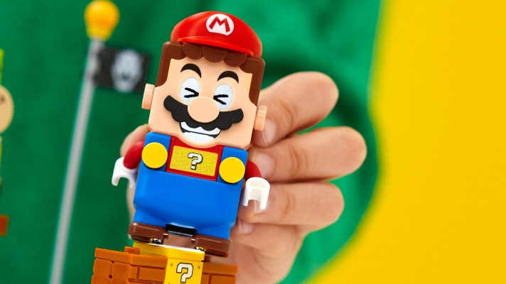 Australian LEGO Super Mario Adventures pricing revealed, out August 1st