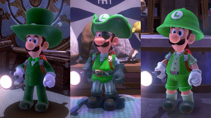 The second Luigi's Mansion 3 multiplayer DLC pack is out now