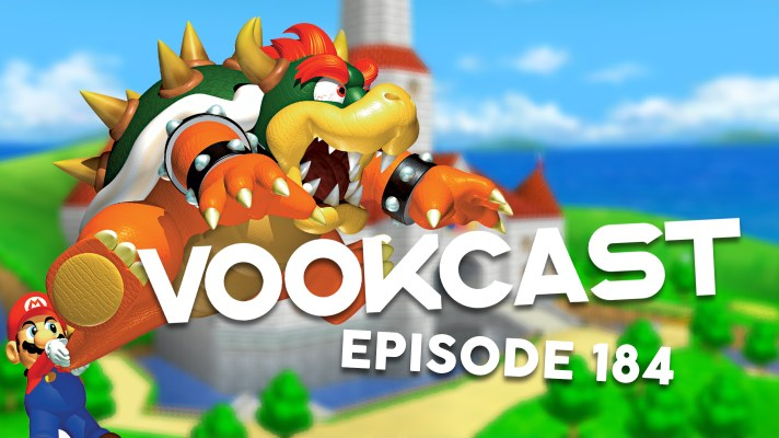 Vookcast 184: What Secrets Are Nintendo Still Keeping for this Year?