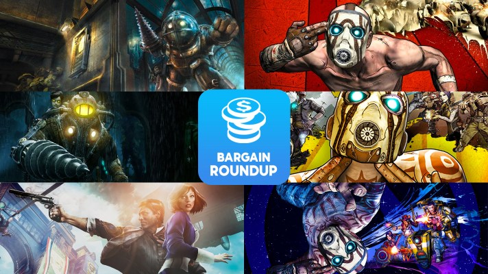 Bargain Roundup: Borderlands Legendary Collection and BioShock Collection