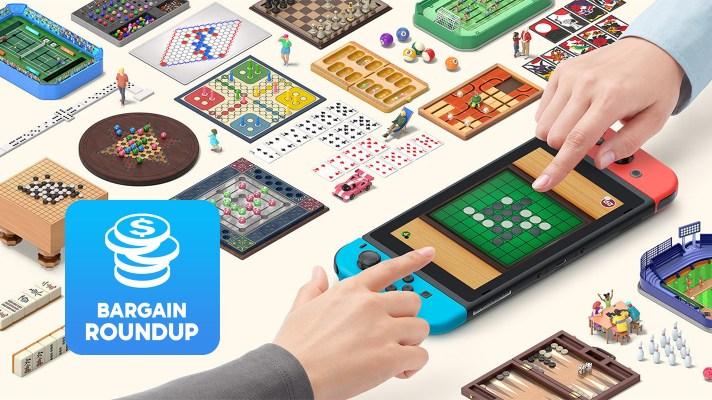 Aussie Bargain Roundup: 51 Worldwide Games