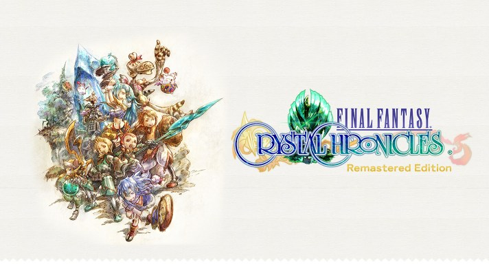 A Lite version of Final Fantasy Crystal Chronicles will be available at launch