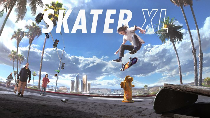 Skater XL flips to Switch this July
