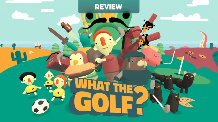 What The Golf? (Switch) Review