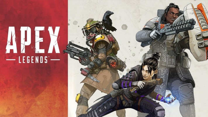 Apex Legends will now arrive in 2021 on Switch