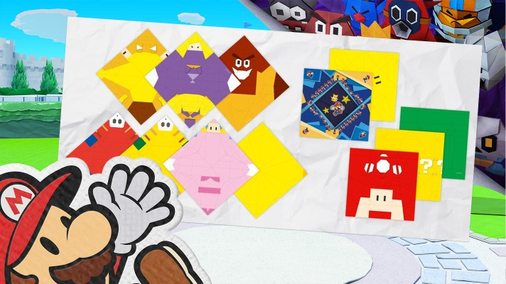 EB Games offering real origami as preorder bonus for Paper Mario: The Origami King
