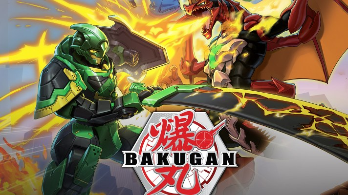Bakugan: Champions of Vestroia is coming to Switch this November