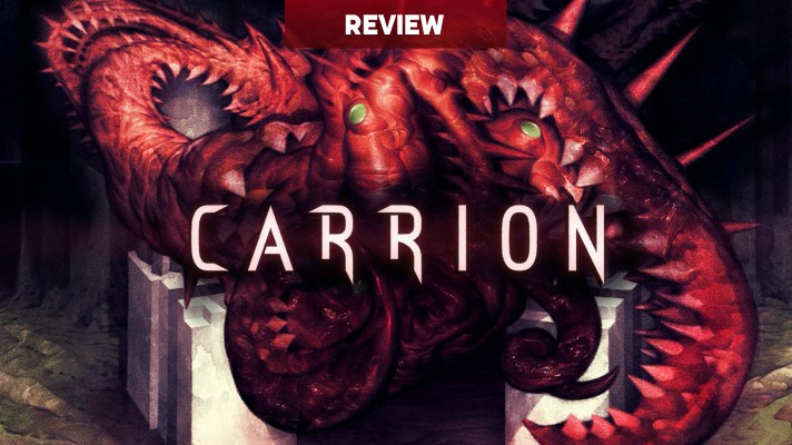 Carrion (Switch) Review