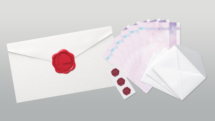Invite anyone to join Smash Bros with this Smash Bros invite letter stationery kit from My Nintendo
