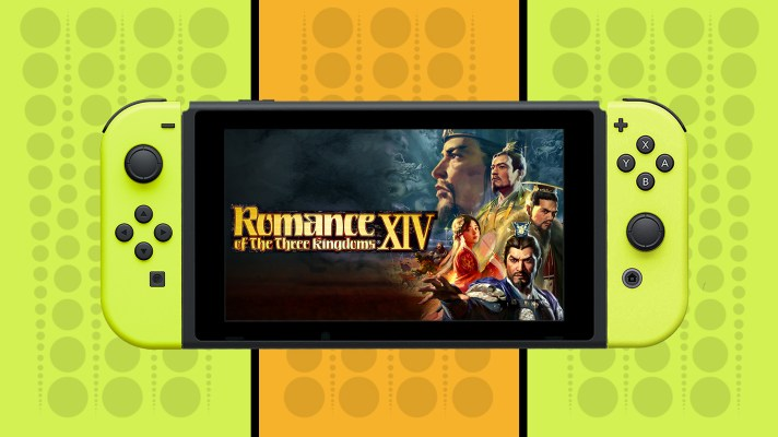 Romance of The Three Kingdoms XIV is coming to Switch