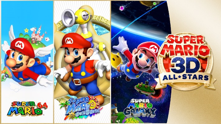 Super Mario 3D All Stars' axis inverting patch also brings GameCube controller support