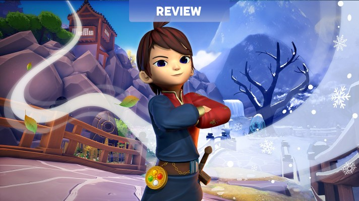 Ary and the Secret of Seasons (Switch) Review