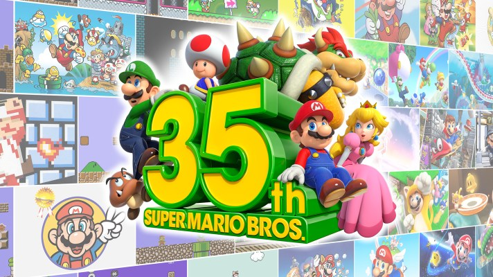 Super Mario's 35th Anniversary spills into Splatoon, Animal Crossing, and more