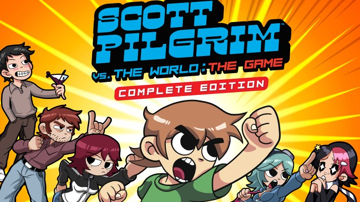 Scott Pilgrim vs. The World: The Game returns later this year with a Complete Edition