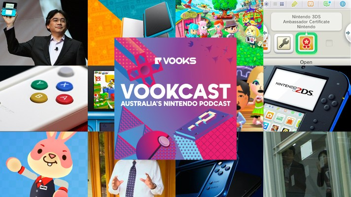 Vookcast #196: Let's Pour One Out for the 3DS