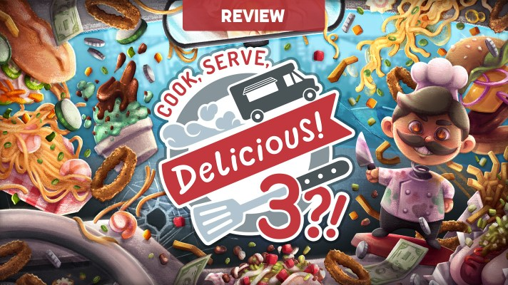 Cook, Serve, Delicious! 3?! (Switch) Review