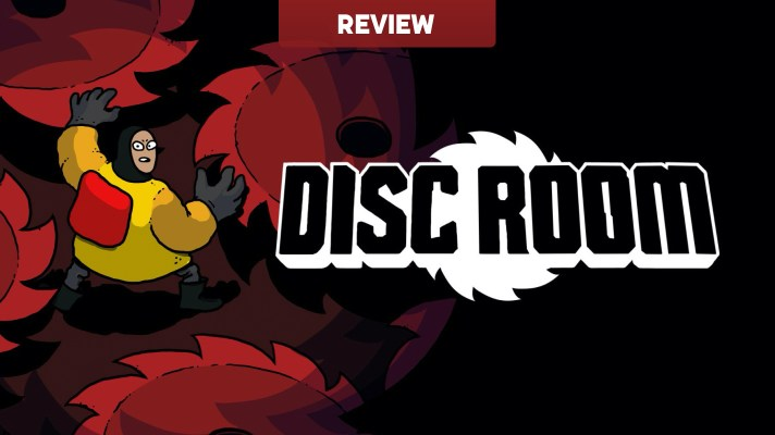 Disc Room (Switch) Review