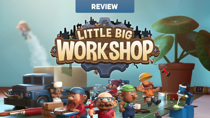 Little Big Workshop (Switch) Review