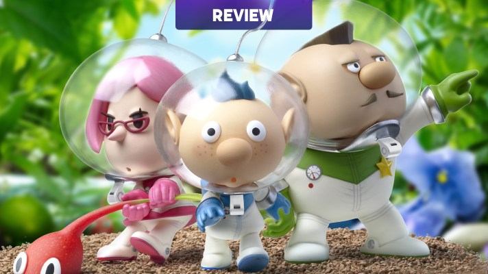 Pikmin 3 Deluxe (Switch) Review