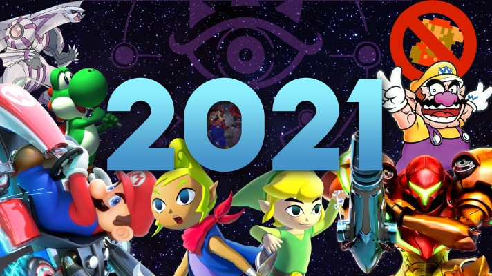 What's Nintendo doing in 2021? We take a guess