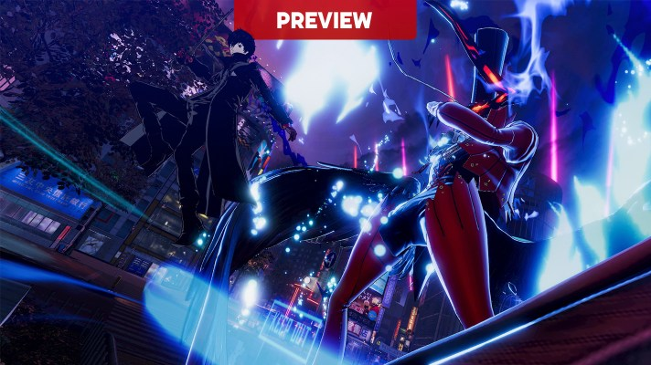 Preview: Persona 5 Strikers