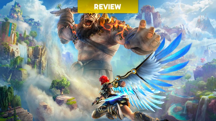 Immortals Fenyx Rising (Switch) Review