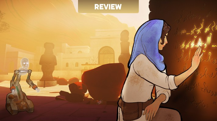 Heaven's Vault (Switch) Review