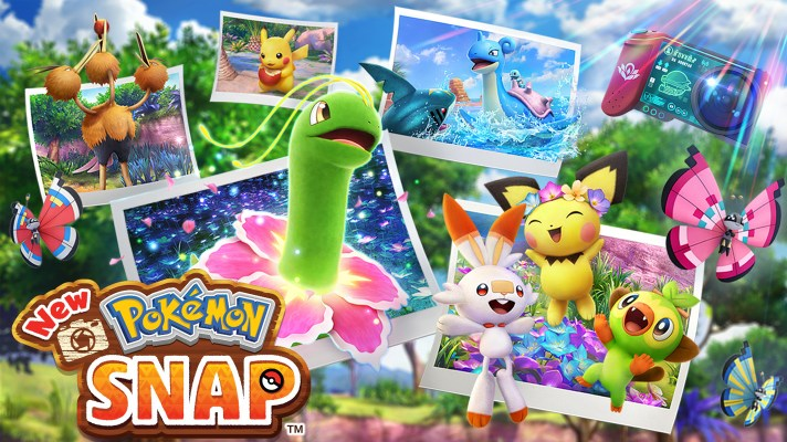 New Pokémon Snap hits Nintendo Switch on April 30th