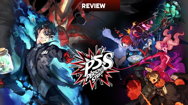 Persona 5 Strikers (Switch) Review