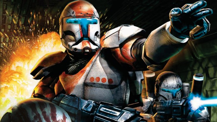 Star Wars Republic Commando is coming to Switch on April 6th