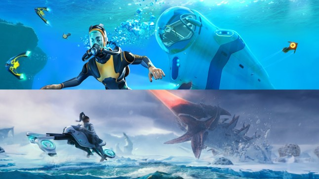 Subnautica & Subnautica: Below Zero surfaces on Switch in May