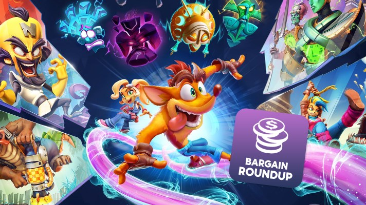 Aussie Bargain Roundup: Crash Bandicoot 4: It's About Time