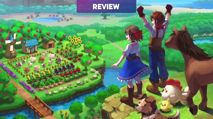 Harvest Moon: One World (Switch) Review