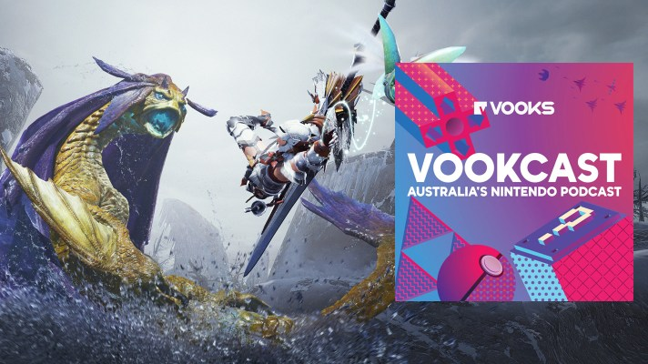 "Vookcast #209: Monster Hunter Rise, ""Switch Pro"" and DLSS"