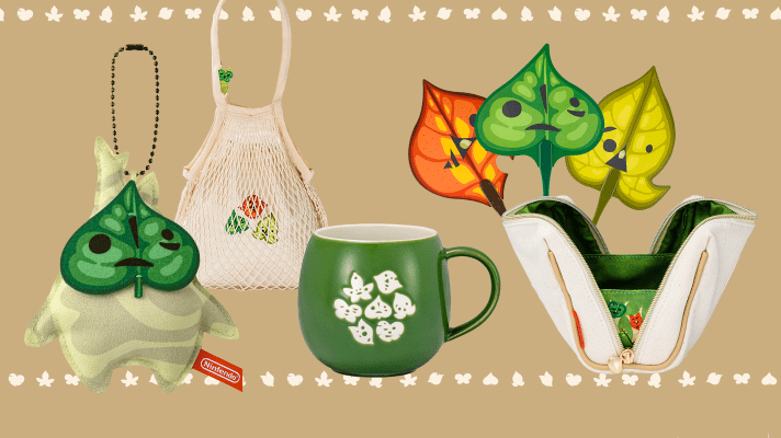 No need to look hard, with these new Korok themed items in Japan