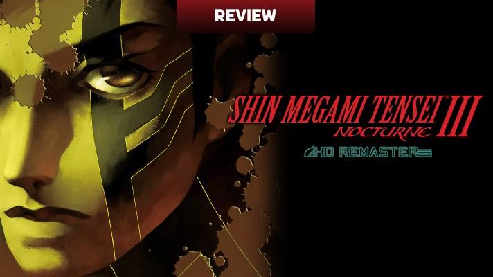 Shin Megami Tensei III Nocturne HD Remaster (Switch) Review