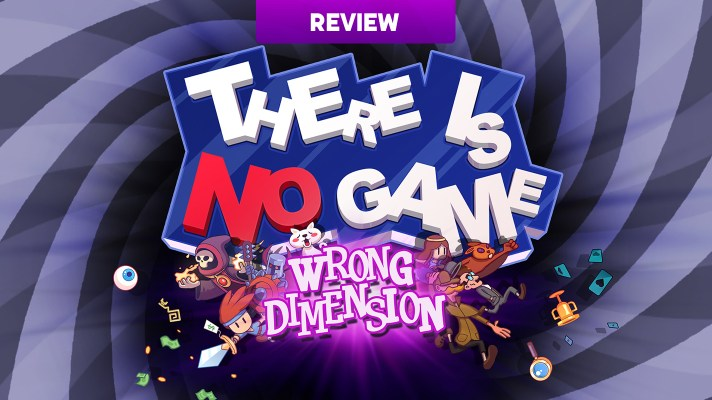 There Is No Game: Wrong Dimension (Switch) Review