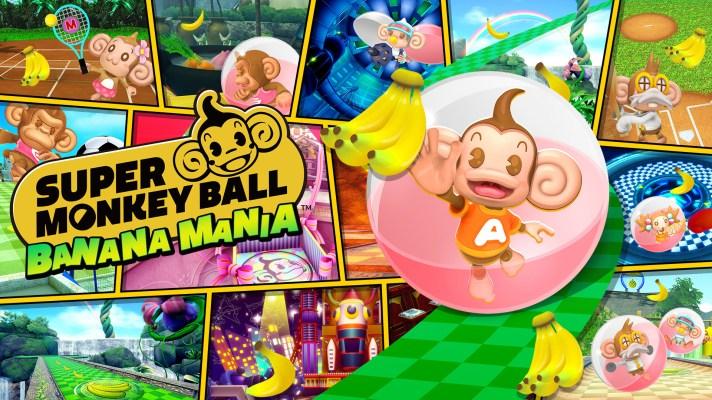 Super Monkey Ball: Banana Mania brings the best of Monkey Ball together