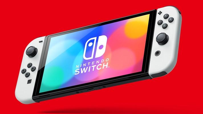 Nintendo refutes report Switch OLED model will have higher profit margin