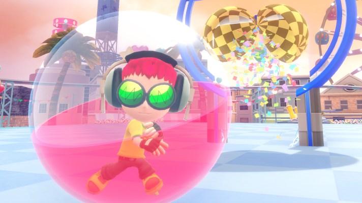 Beat  from Jet Set Radio joins Super Monkey Ball Banana Mania
